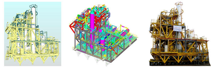 Maloney Metalcraft Design Page Premier Oil Gas Processing FPSO Design Image